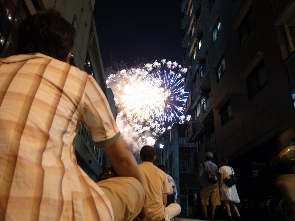 隅田川花火大会2011
