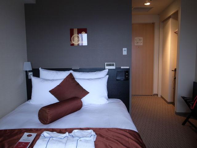 クラウンホテル部屋