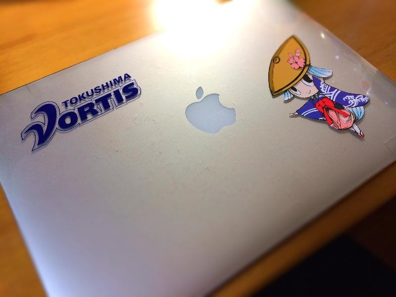 macbookにトクシィが追加されました